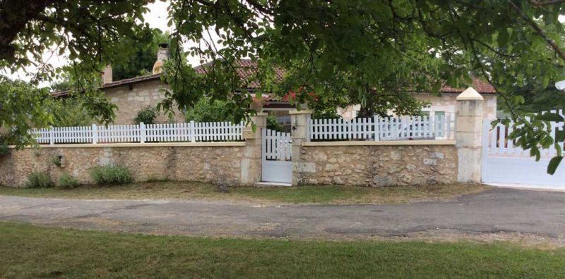 for sale property near Brantome